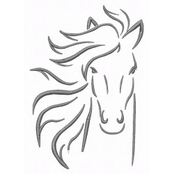 Pferd Motiv-1