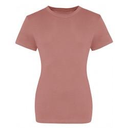 BW-Shirts-Mädels / dusty-pink