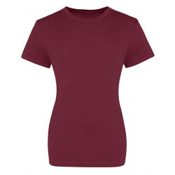 BW-Shirts-Mädels / burgundy