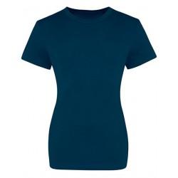 BW-Shirts-Mädels / ink-blue
