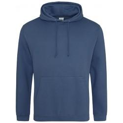 Hoodie-airforce blue